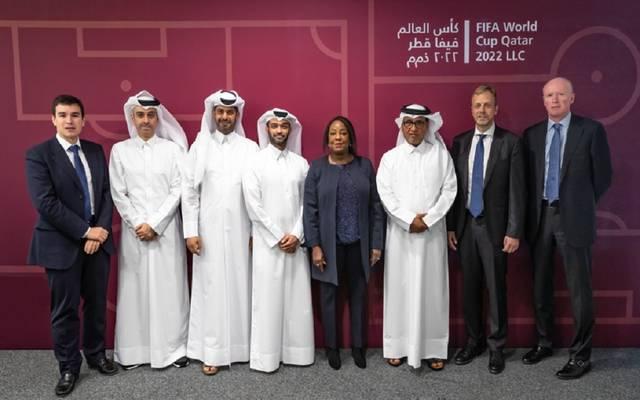 """قطر و""""فيفا"""" يؤسسان كياناً جديداً للإشراف على كأس العالم 2022"""