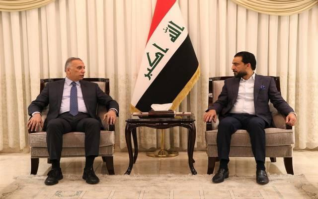 رئيس مجلس النواب العراقي يستقبل رئيس مجلس الوزراء لبحث مجمل الأوضاع والتحديات التي تواجه البلاد