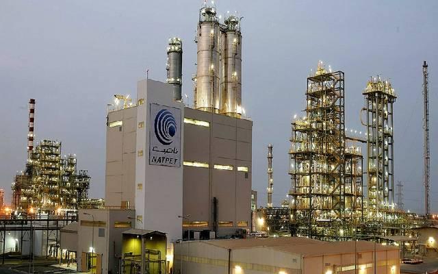 """الشركة الوطنية للصناعات البتروكيماوية """"ناتبت""""، التابعة لشركة اللجين القابضة"""