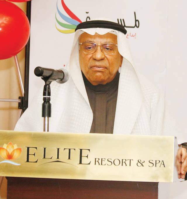 يوسف الصالح رئيس اللجنة التنفيذية لشركة دلمون للدواجن