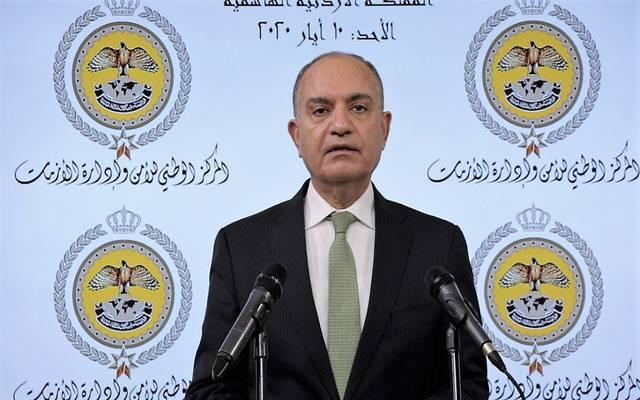 أمجد العضايلة وزير الدولة الأردني لشؤون الإعلام