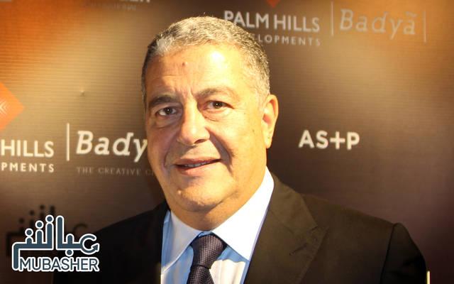 ياسين منصور رئيس شركة بالم هيلز