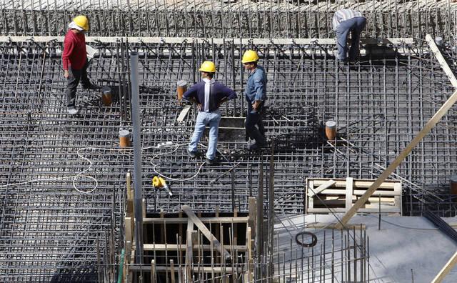 عمليات الإنشاءات العقارية أحد أنشطة الشركة