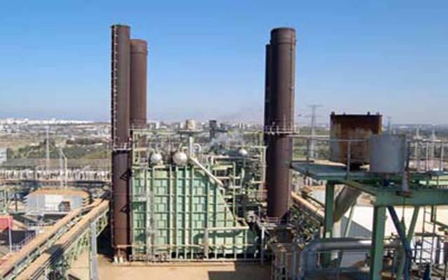 محطة توليد طاقة تابعة لـ الفلسطينية للكهرباء - الصورة من موقع الشركة
