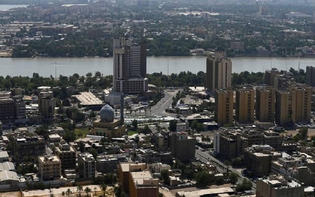 العاصمة العراقية- بغداد