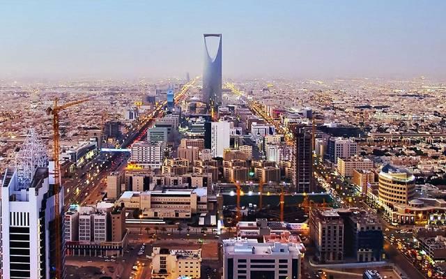 الصورة من عاصمة السعودية الرياض
