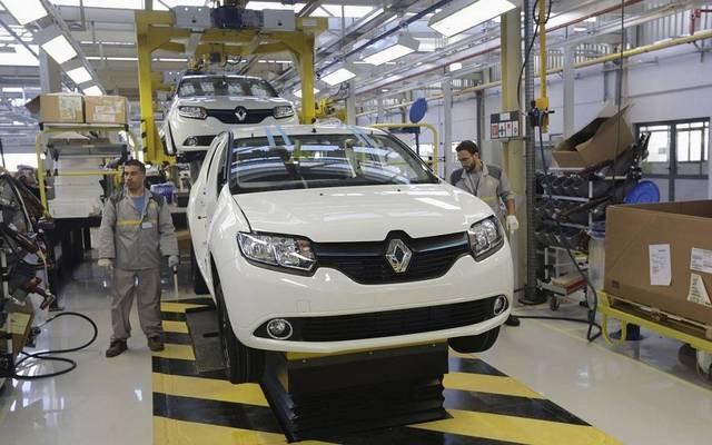 صناعة السيارات بالمغرب