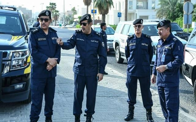 عناصر الشرطة بالكويت - أرشيفية
