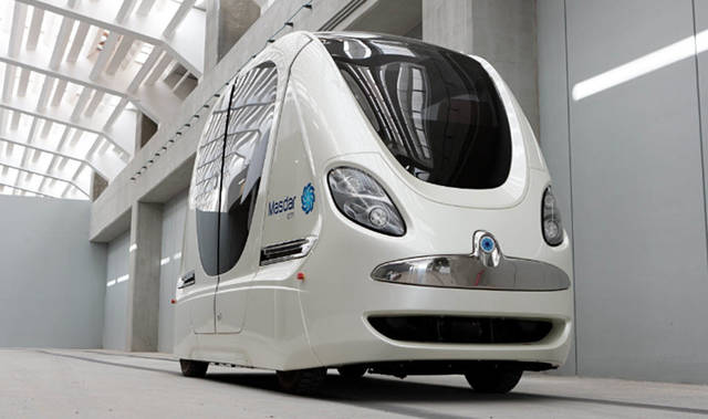 لمواكبة استراتيجية الإمارة الهادفة إلى تحويل 25% من وسائل النقل والمواصلات إلى مركبات ذكية ذاتية القيادة