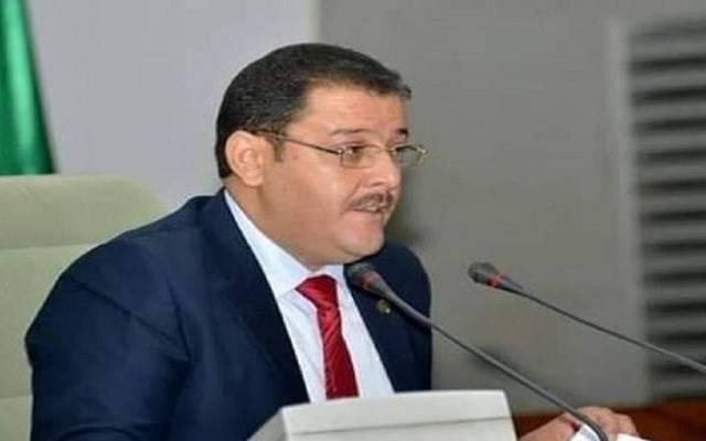 الرئيس المؤقت للبرلمان الجزائري عبدالرزاق تربش