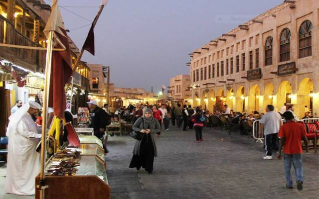 Occupancy rates reached 59% in all Qatari hotels