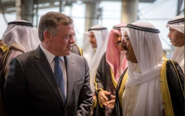 بعد واقعة استاد عمان..ملك الأردن يتصل هاتفياً بأمير الكويت