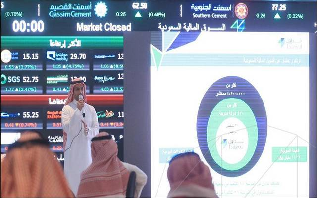 Tadawul's turnover stood at SAR 376.94 million