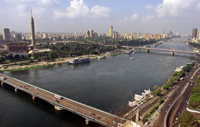 Egypt was the second wealthiest country in the African continent in 2017