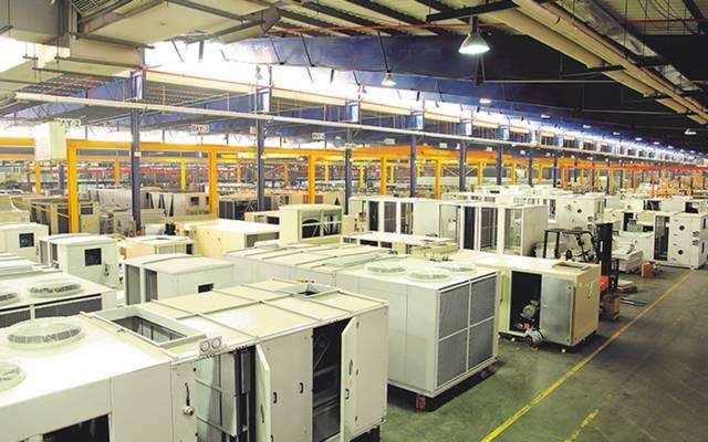 تعمل الشركة في انتاج مبردات الهواء