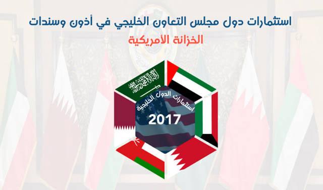 استثمارات الدول الخليجية في السندات الأمريكية