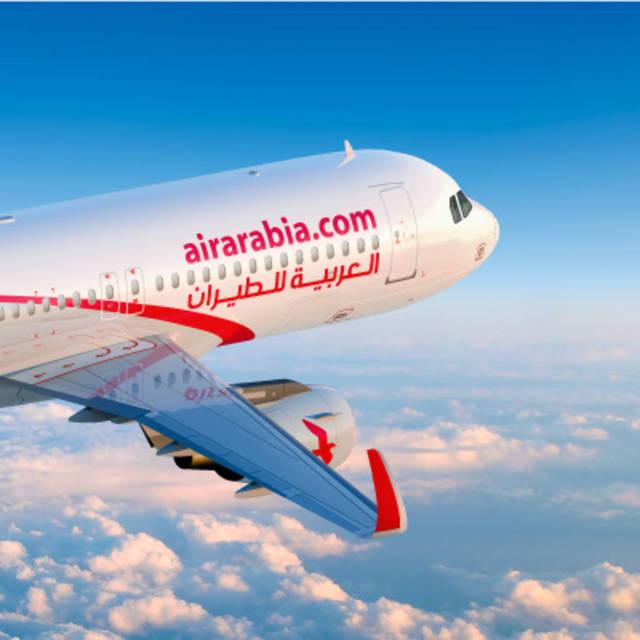 إحدي طائرات شركة العربية للطيران