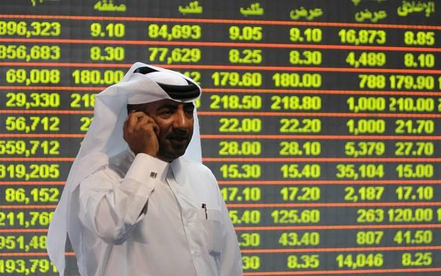 المستثمرون القطريون يقودون عمليات الشراء بالبورصة