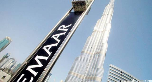 Emaar Properties' stock stabilisation above AED 8.27 will enable it grow to AED 8.58