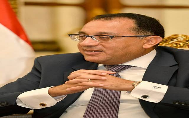 مصطفى مدبولي، رئيس مجلس الوزراء المصري