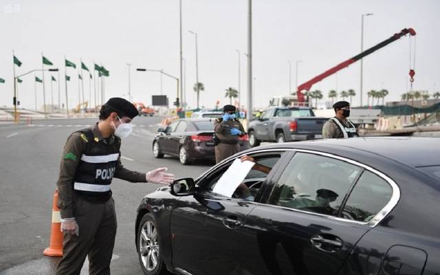 ضباط تابعين للإدارة العامة للمرور بالسعودية، أرشيفية