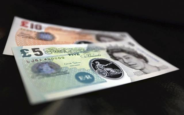ارتفع الجنيه الإسترليني أمام الدولار بنحو 0.2% إلى 1.3280 دولار