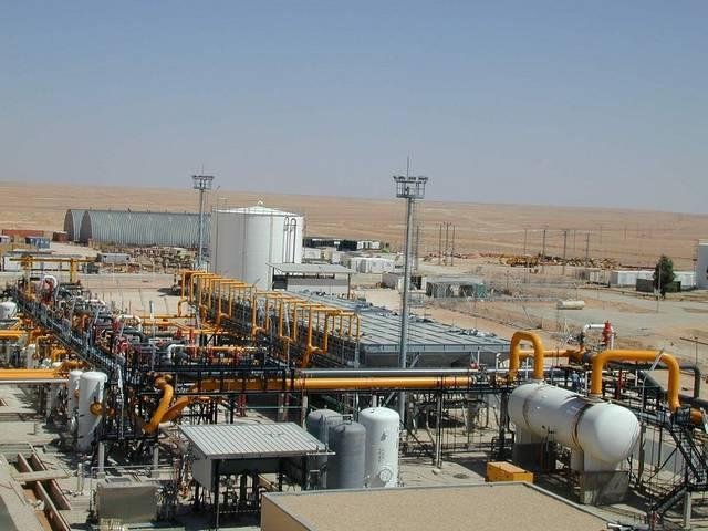 يهدف المشروع إلى زيادة طاقة التكرير الحالية من 115 ألف برميل يومياً