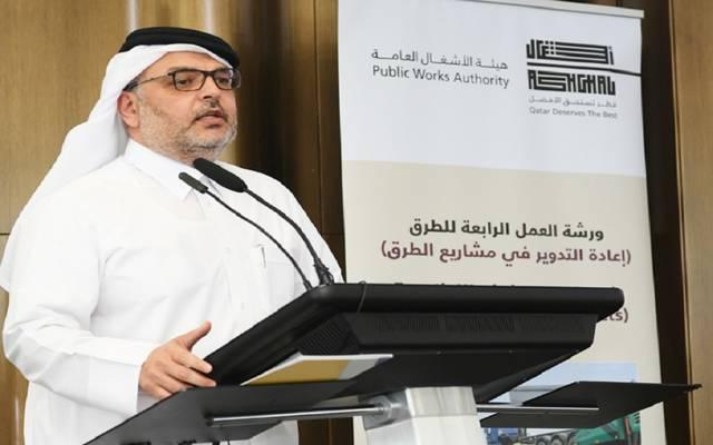 """""""أشغال"""" قطر توقع مذكرة تفاهم لإعادة تدوير مواد الأسفلت"""