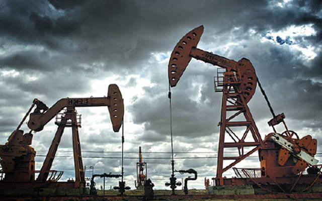 رافعات في أحد الحقول النفطية