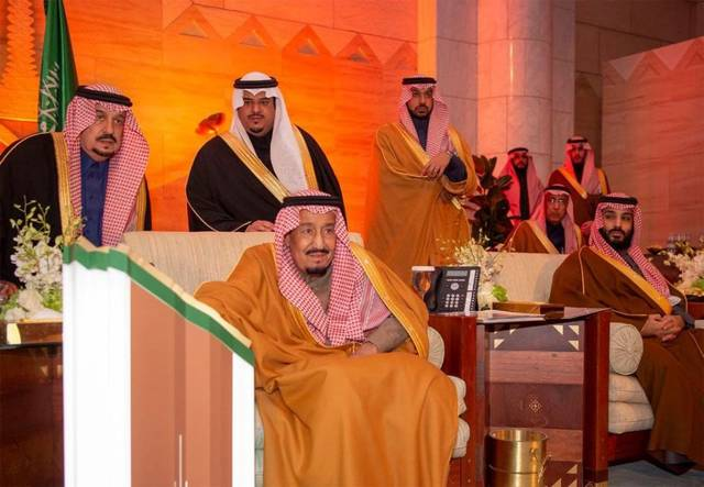 King Salman launches $22bn development projects in Riyadh
