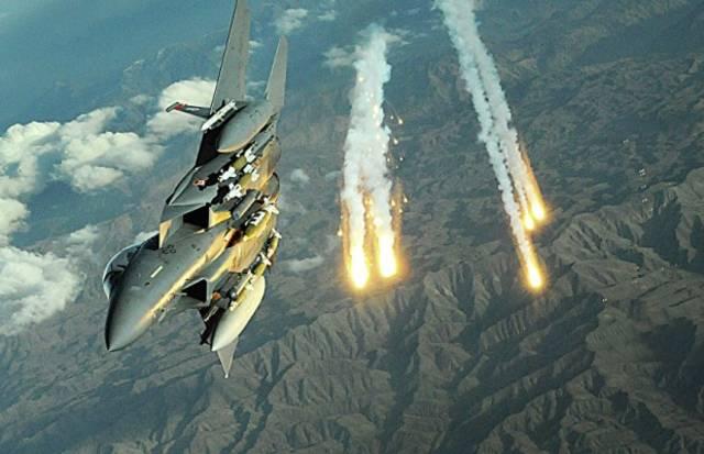 """سوريا تقول: """"الدفاعات الجوية تتصدى للضربات الصاروخية"""""""