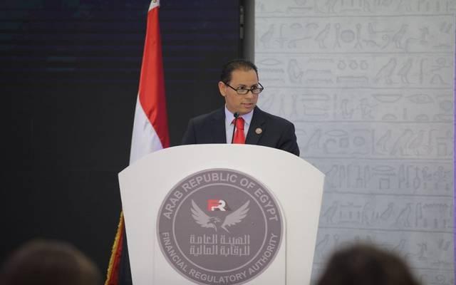 محمد عمران رئيس الرقابة المالية - أرشيفية