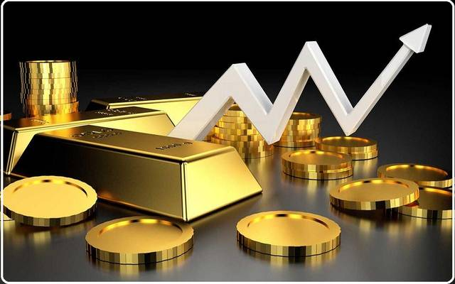محدث.. أسعار الذهب ترتفع عند التسوية للجلسة الثالثة