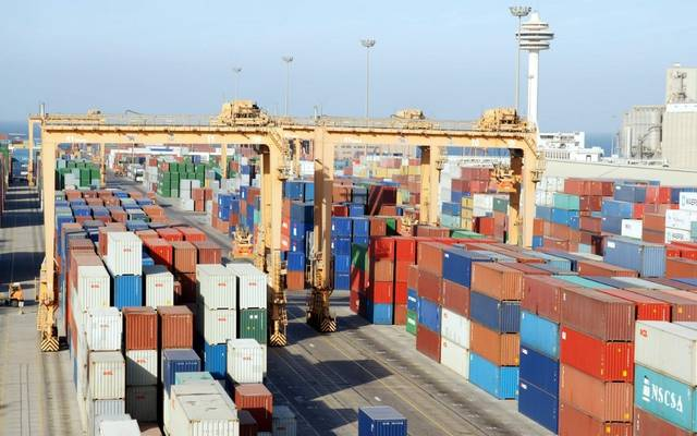 ميناء الملك عبدالعزيز في الدمام