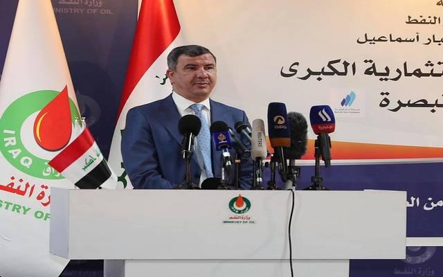وزير النفط العراقي، إحسان عبدالجبار إسماعيل- أرشيفية