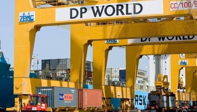 DP World is listed on Nasdaq Dubai