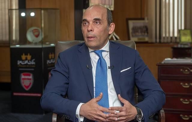 رئيس مجلس إدارة بنك القاهرة طارق فايد