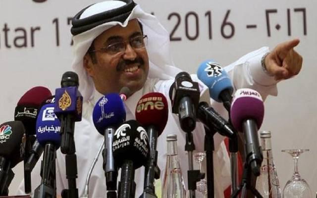 """وزير الطاقة القطري:""""من السابق لأوانه مناقشة إنهاء اتفاق خفض الإنتاج"""""""