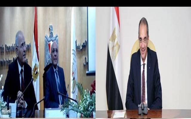 وزيرا العدل والاتصالات يوقعان بروتوكول تعاون لتطوير منظومة التقاضي في مصر