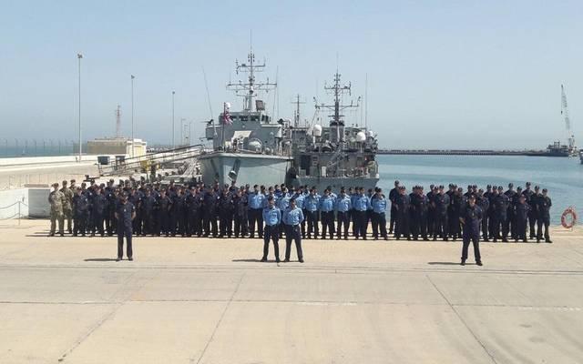 القوات البحرية الكويتية