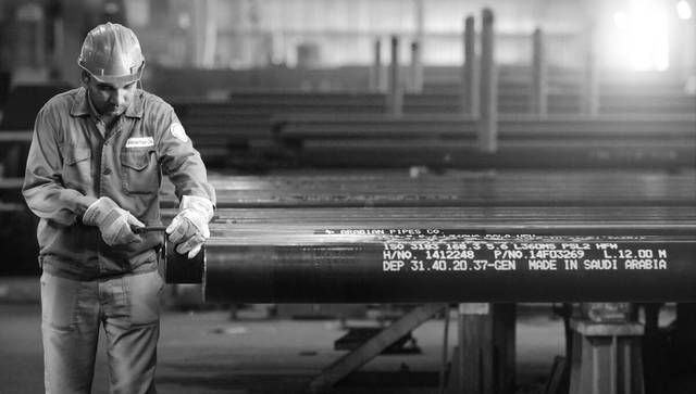 Arabian Pipes will supply OCTG Steel pipes for Saudi Aramco from its Riyadh factory