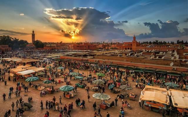 أحد أسواق المغرب ـ أرشيفية