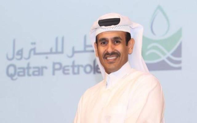 وزير الدولة لشؤون الطاقة والعضو المنتدب والرئيس التنفيذي لقطر للبترول سعد الكعبي