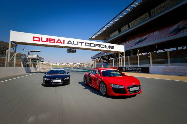 Union Properties is in the final stages of signing Autodrome deal