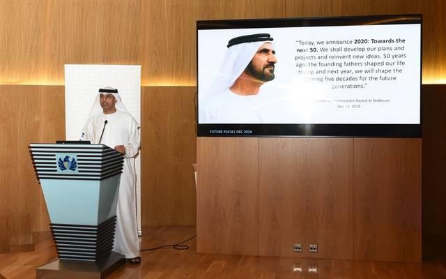 المدير العام لجمارك دبي، أحمد محبوب مصبح