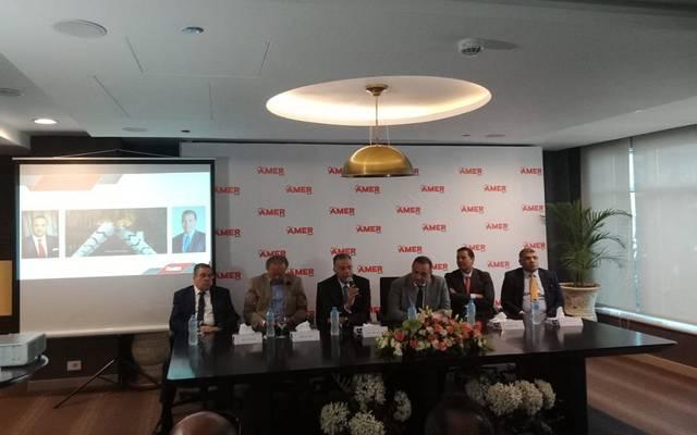 هشام عرفات رئيساً لمجموعة عامر جروب