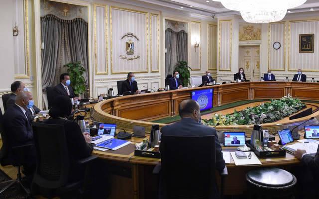 مجلس الوزراء المصري - أرشيفية