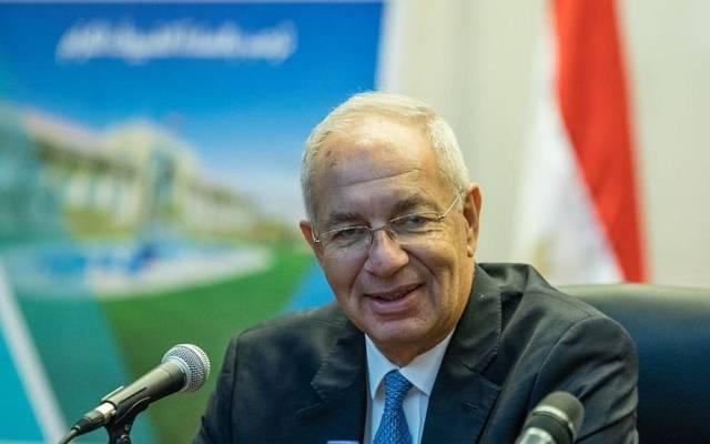 يحيى زكي رئيس المنطقة الاقتصادية لقناة السويس