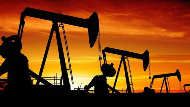 Brent crude futures went down by $0.13