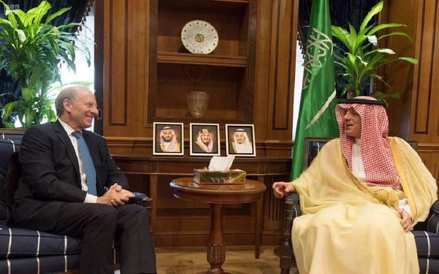 الجبير يبحث الأوضاع الإقليمية مع مسؤول العلاقات الخارجية الأمريكية